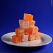 strange orange candies from turkey