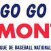 Montreal Expos Bumper Sticker, 1969