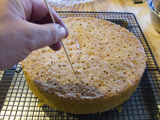 Cake Pan Surface Area Calculator