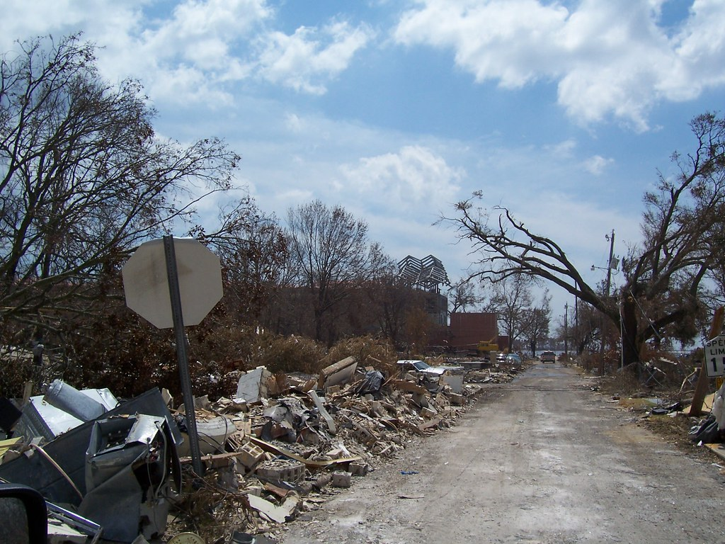 Post Hurricane Katrina Mississippi Photos By Arpana