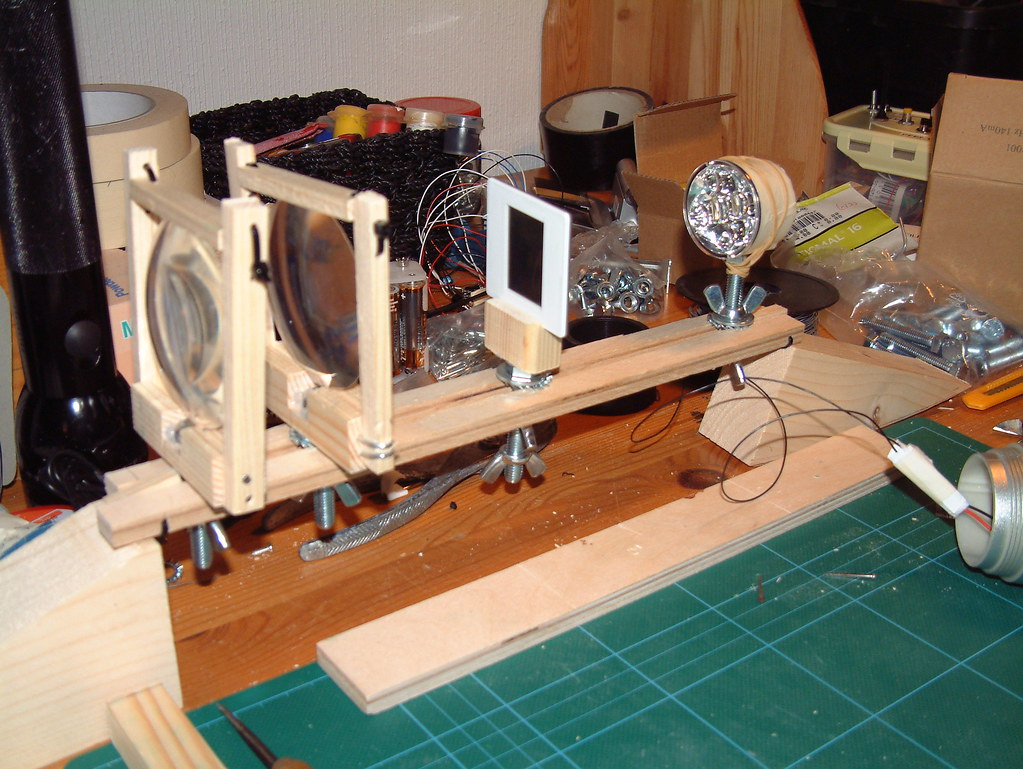 Ba Project Homemade Slide Projector 5 An Overview