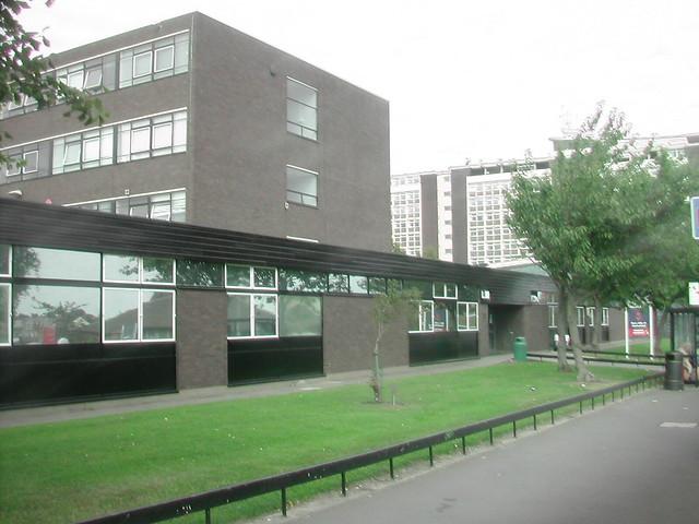 Sunderland University Forster Building