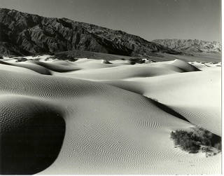 Death Valley Sand Dunes. | by km6xo
