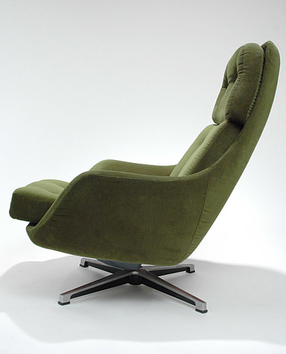 Genial ... Overman Lounge Chair (side) | By Stewf