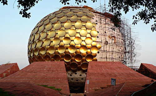 Auroville: Under Construction | by premasagar