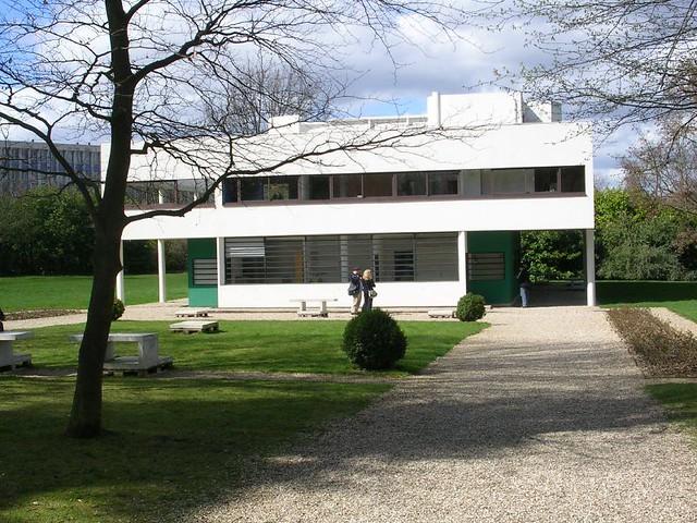 Poissy - Villa Savoye de Le Corbusier 4 | Peraramis | Flickr
