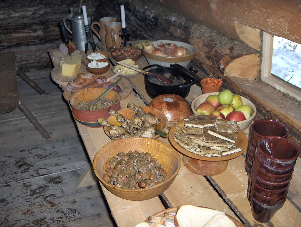 What Did Peasants Eat in Medieval Times?