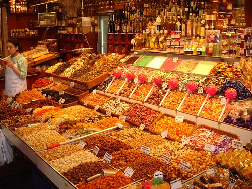 The main market in Barcelona | by Nick the New York Kiwi