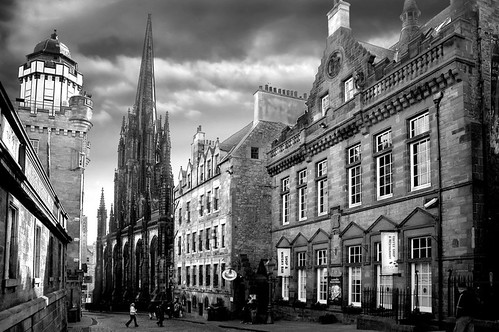 Royal Mile | by gms