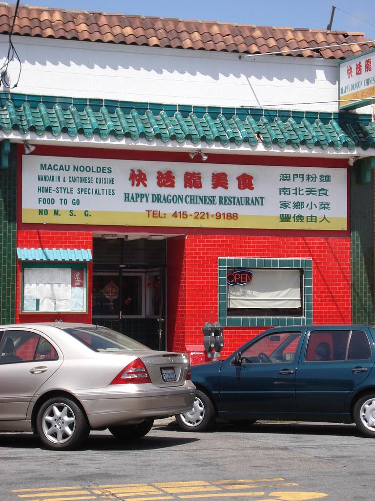 Happy Dragon Chinese Food Fresno Ca