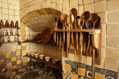 Cocina del convento de santa rosa copyright jes s - Cocinas guzman ...