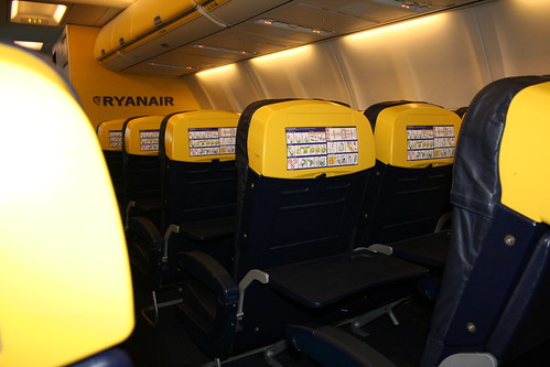 Ryanair safety notices | by Tom Raftery