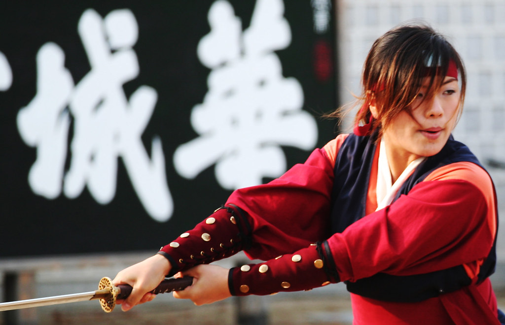 a report on martial arts in asia