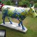 No 55 Summer at Edinburgh Cow Parade 2006