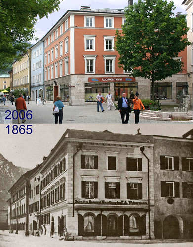Then and Now - | by rotraud_71