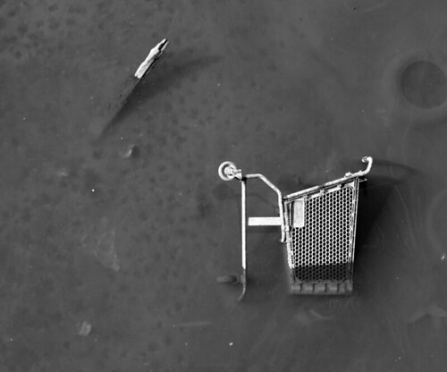 Shopping Cart at Willets Point | by seventrainphotos
