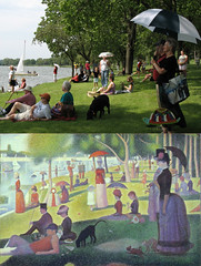 First example of Seurat Painting Photo | by OldOnliner