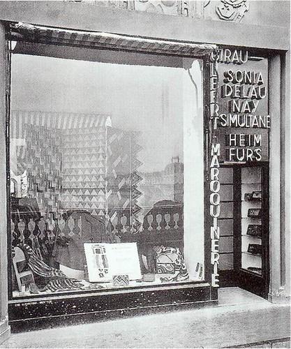 sonia delaunay boutique simultan e paris 1925 exhibition flickr. Black Bedroom Furniture Sets. Home Design Ideas