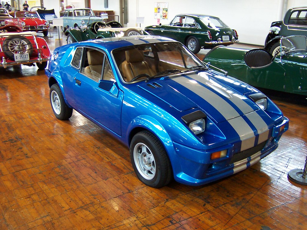 Midas Mini Midas Made These Neat Little Sports Cars An Au Flickr - Little sports cars