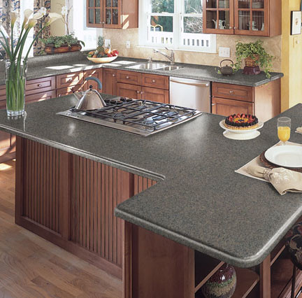 Kitchen Cabinets Rustic Mountain Style