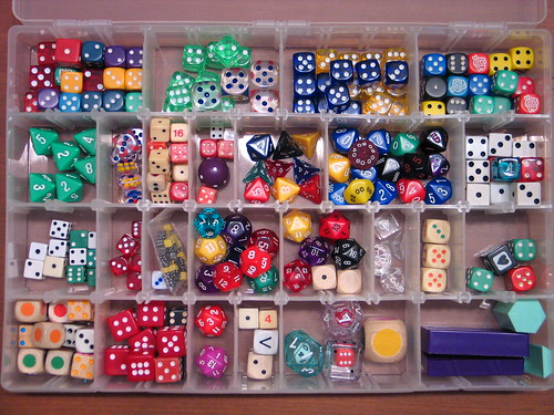 Dice Collection Almost The Whole Collection Amsk Flickr