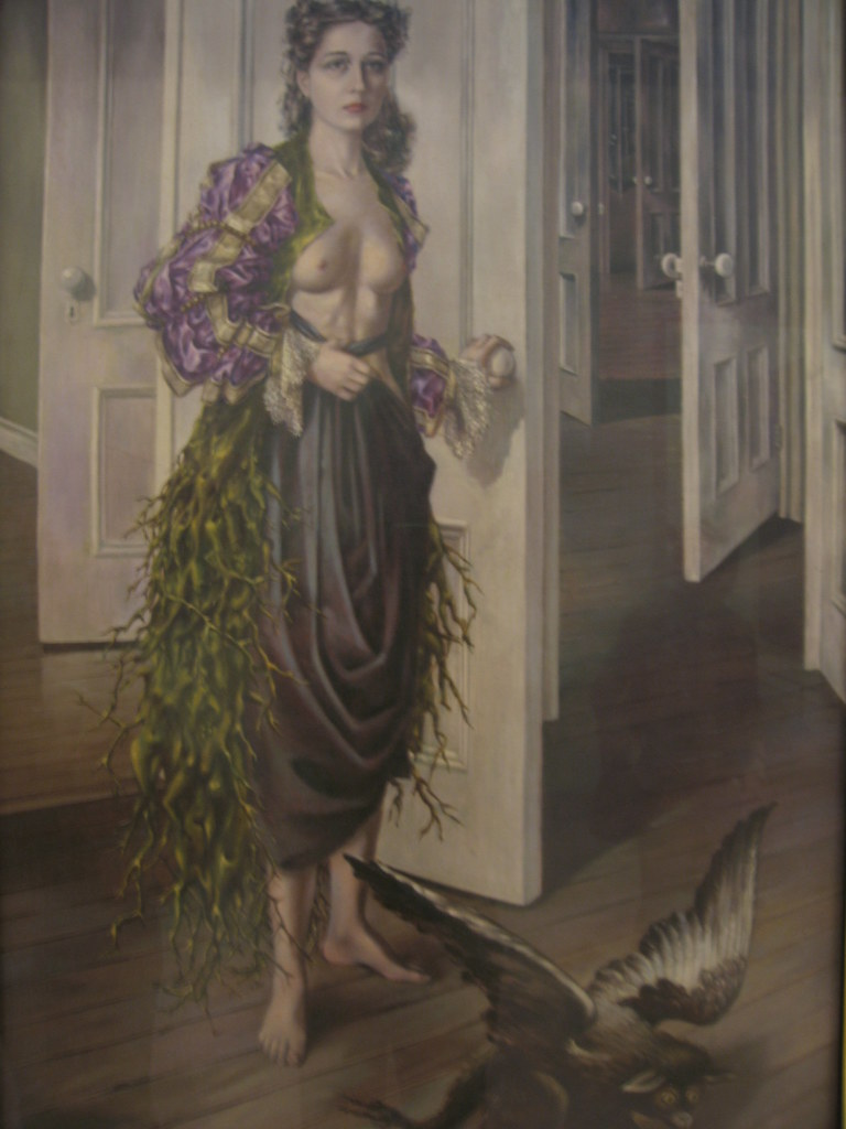Birthday by Dorothea Tanning
