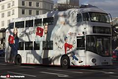 Wrightbus NRM NBFL - LTZ 1769 - LT769 - YouTube DT - Streatham Station 159 - Abellio London - London - 161203 - Steven Gray - IMG_8714