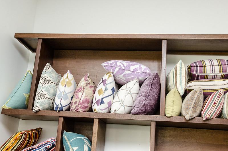 Pillows at Havara Place