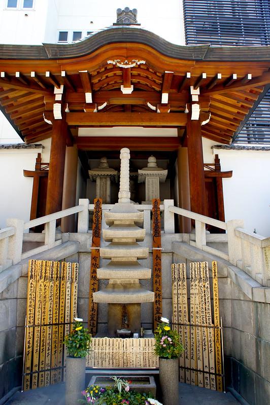 開山廟/本能寺(Honno-ji Temple / Kyoto City) 2015/05/11