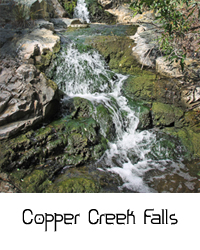 copper creek falls