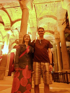 Errin and Dave in the Cistern of Philoxenos | by fightgravity4evr