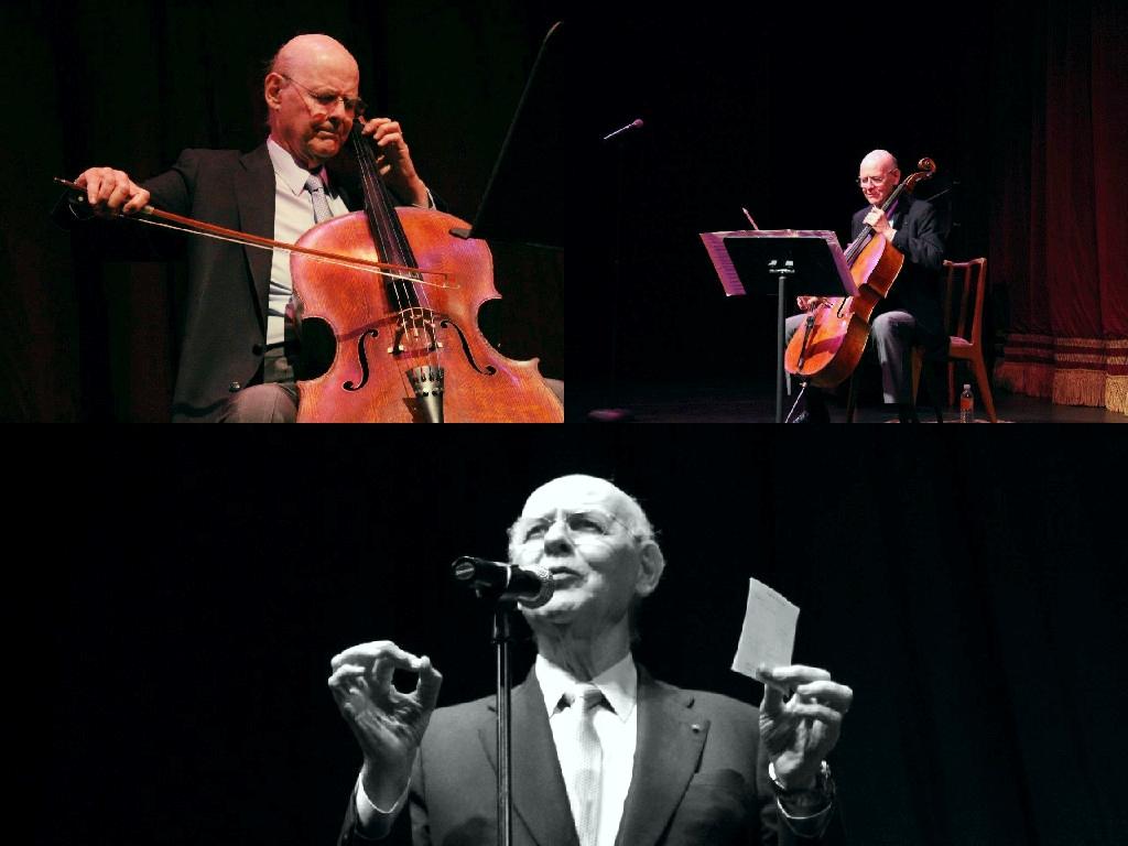Presentación exitosa del Maestro Carlos Prieto, Tucson