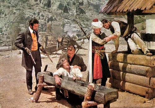 Der Schut (1964) with Lex Barker and Ralf Wolter