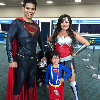 Super Family! #ComicCon #SanDiego #sdcc2015 | by queenkv
