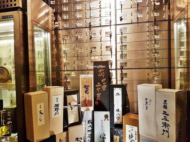 Boruto Singapore The Sake Vault