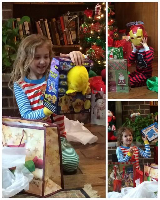 School Christmas Party's and Kiki's 201439