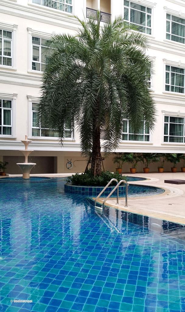Hotellilla, Bangkok, Thaimaa