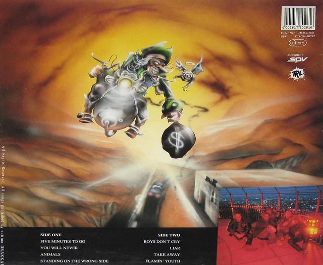 """Liar - Cheatin' Games 12"""" vinyl LP"""
