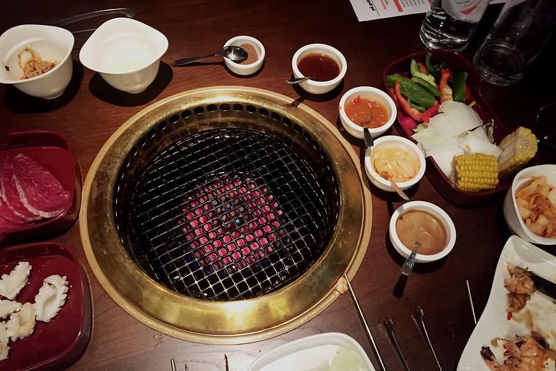 koreansk barbeque
