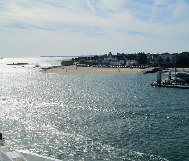 A Beach at Lorient