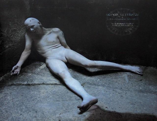 Sopor Aeternus - La Chambre d'Echo Anna Varney