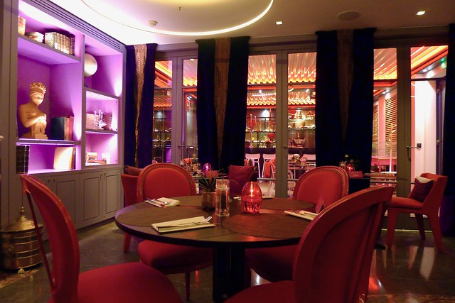 La Belle Juliette Paris Restaurant