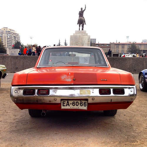 Dodge Dart - Santiago, Chile