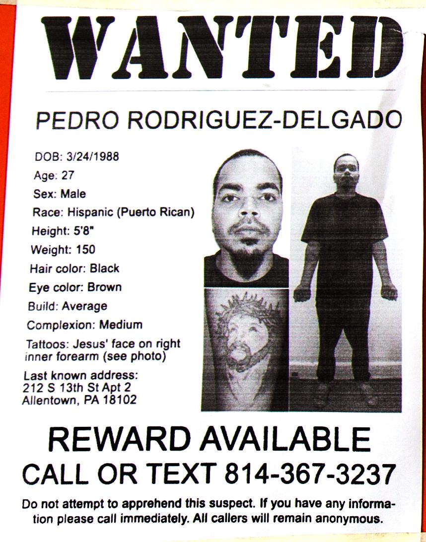 WANTED-PEDRO-RODRIGUEZ-DELGADO--Allentown-(detail)