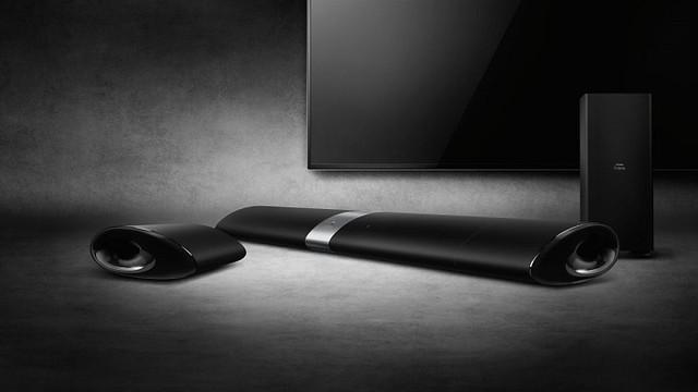 Philips Fidelio B5 soundbar