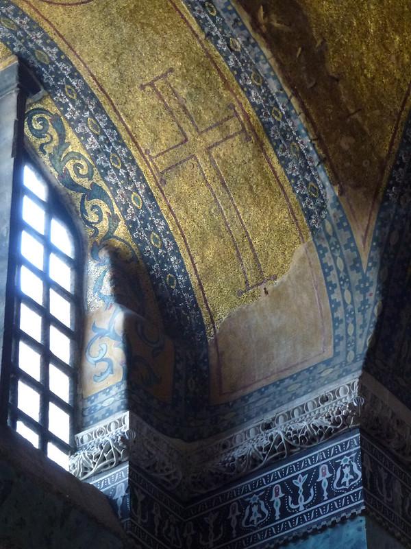 Turquie - jour 23 - Balades poétiques et visages stambouliotes - 043 - Sainte-Sophie