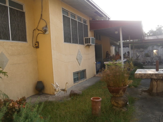 400sqm Lot and House for Sale Angeles City Bagumbayan Ref# 0000682