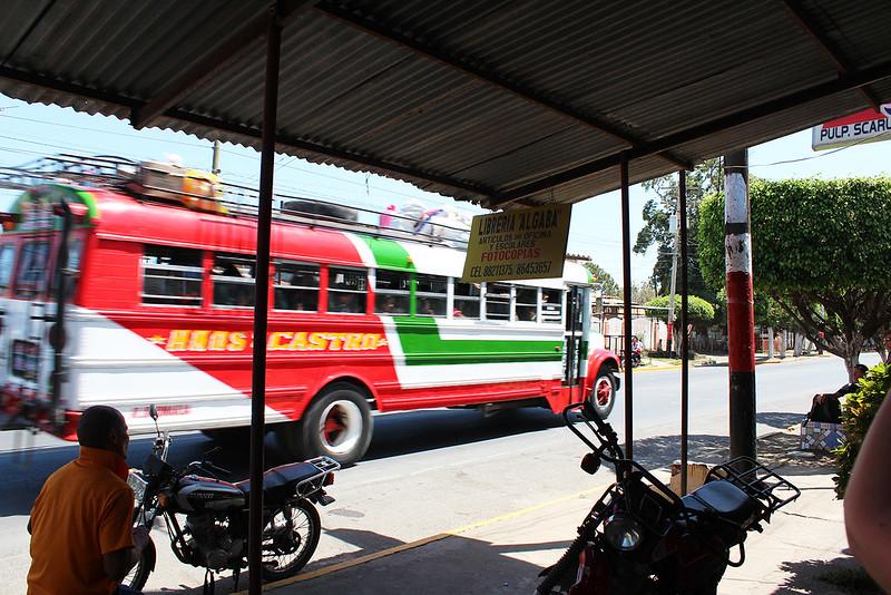 Bus speedin