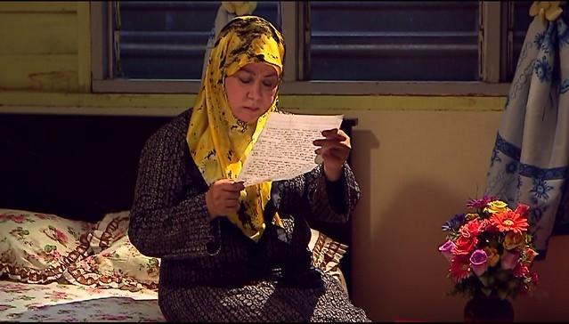 Aznah Hamid ... watak nenek yang membenci cucunya