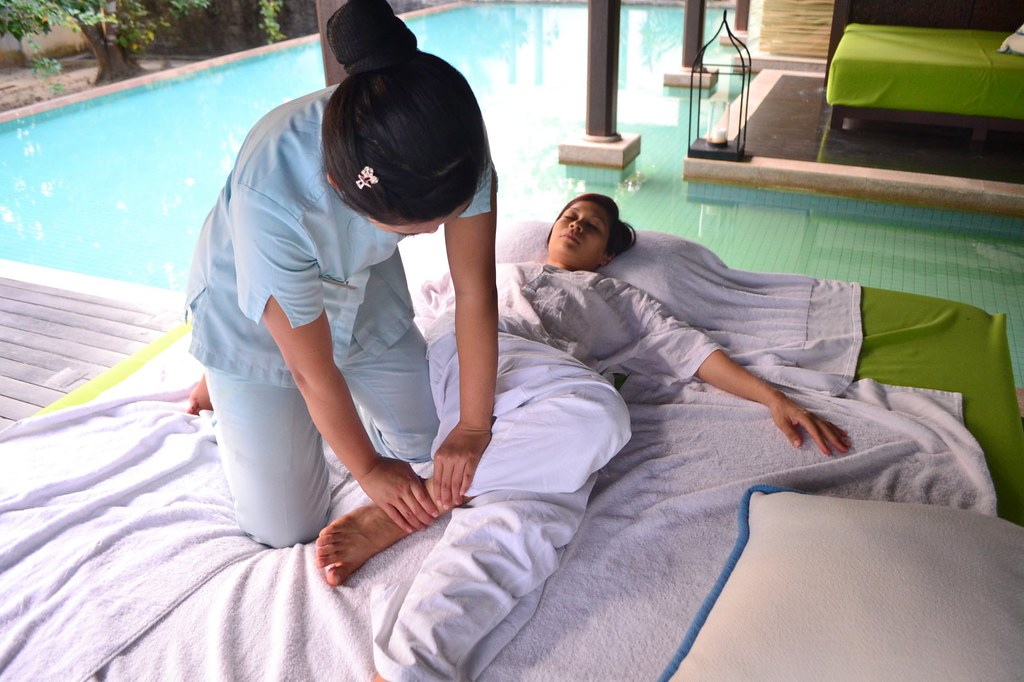 Westin langkawi - heavenly spa - review -royal thai massage-014